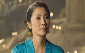 Michelle Yeoh indésirable en Birmanie